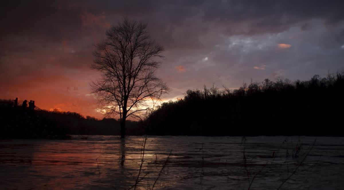 Solkan - River Soca