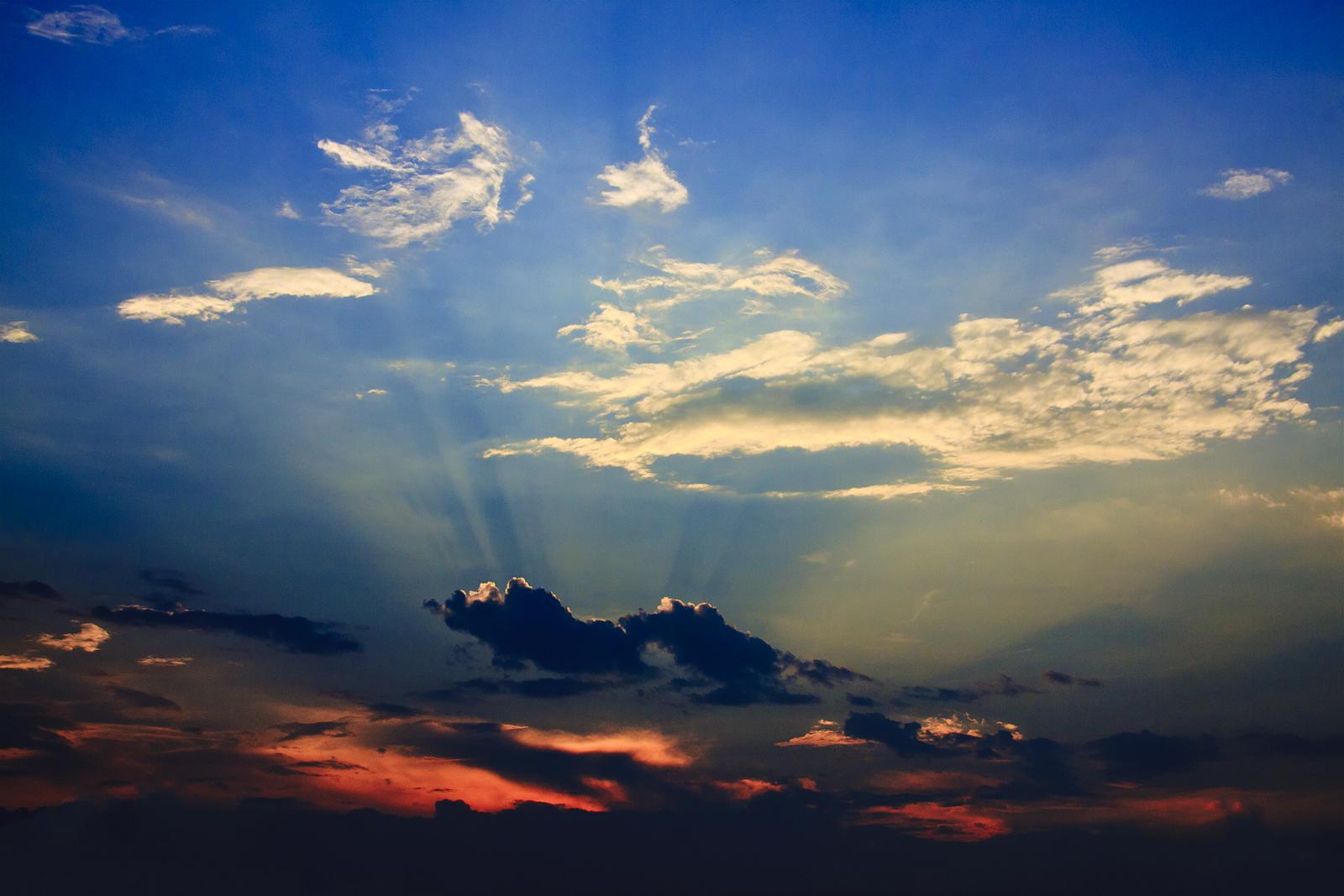 Nova Gorica - Sunset