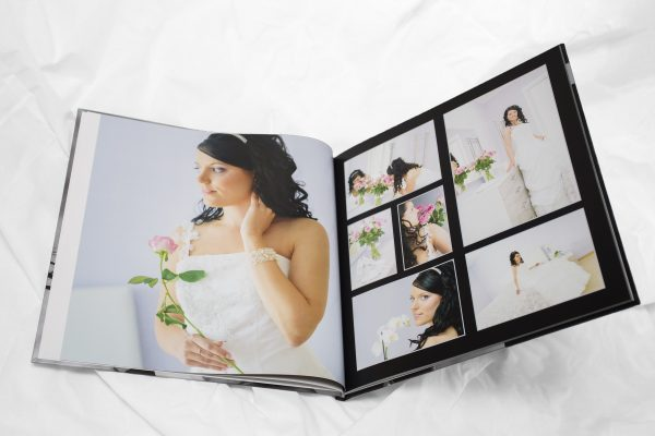 Photobook Wedding Album