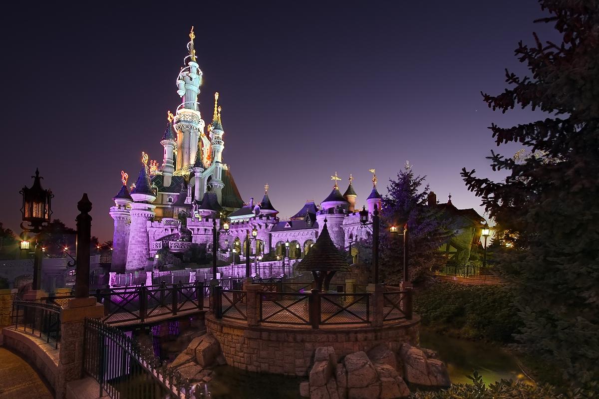 Disney Park Paris