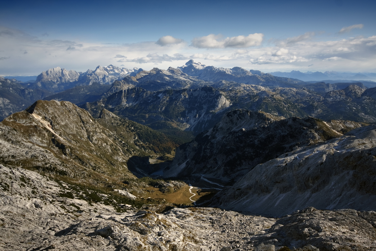 View On Triglav