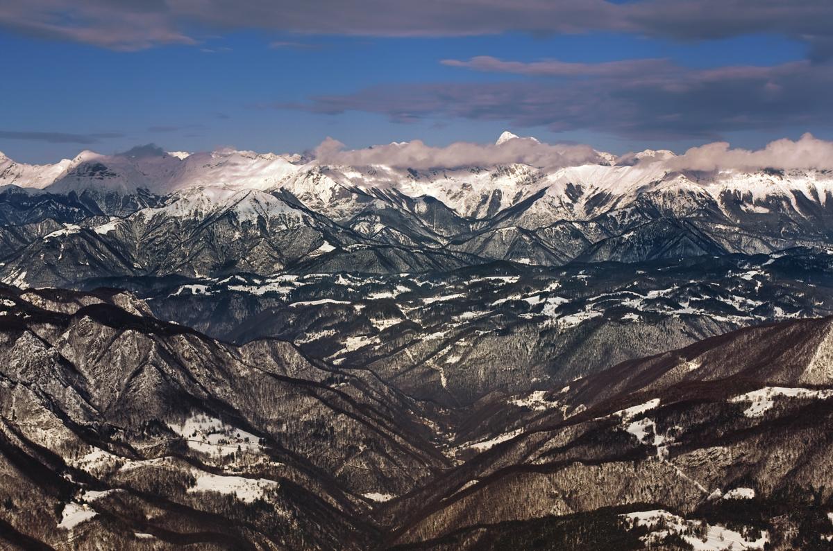 Alpe From Poldanovec