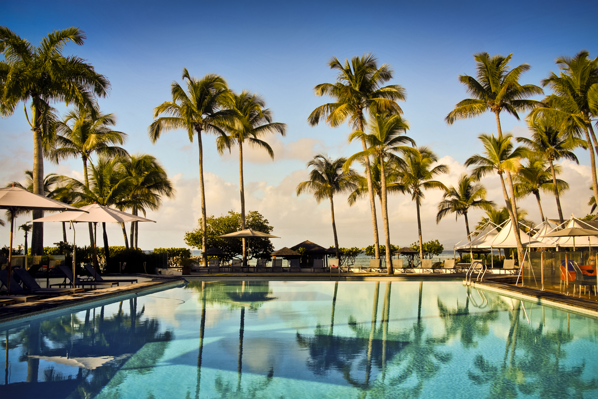 Guadeloupe Morning