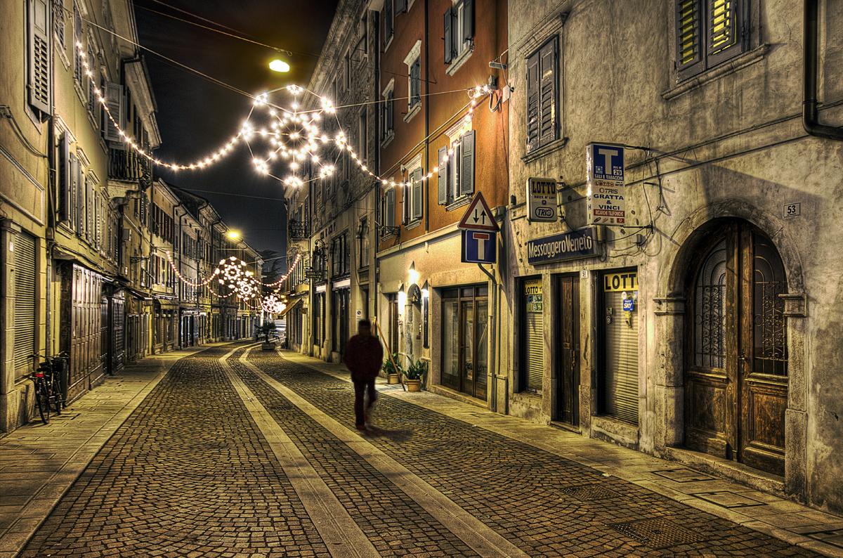 Gorizia  - Via Rastello